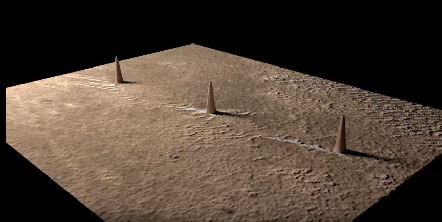 3-MASSIVE-Perfectly-Aligned-Towers-Discovered-On-Mars-Martian-Civilization-Was-Wiped-Out...