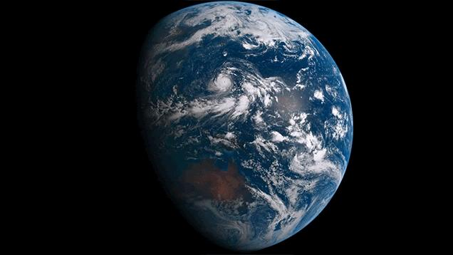 Um dia na Terra