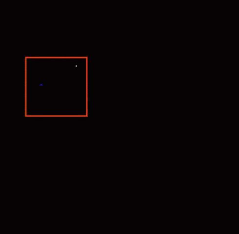 Um Buraco Negro engolindo uma estrela
