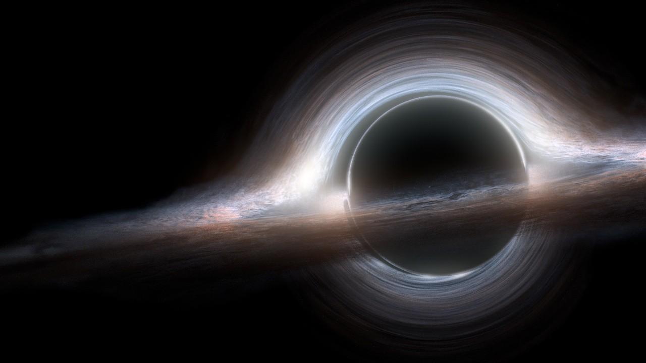 Como um buraco negro pode influenciar na forma que pensamos a física moderna (Foto: Interestelar / Reprodução / Paramount Pictures)
