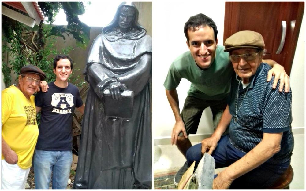 escultor bruno giordano bruno