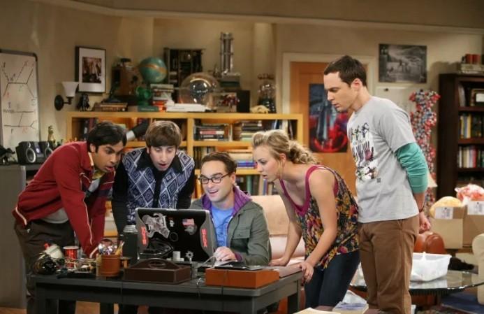 (Foto: The Big Bang Theory/ Reprodução)