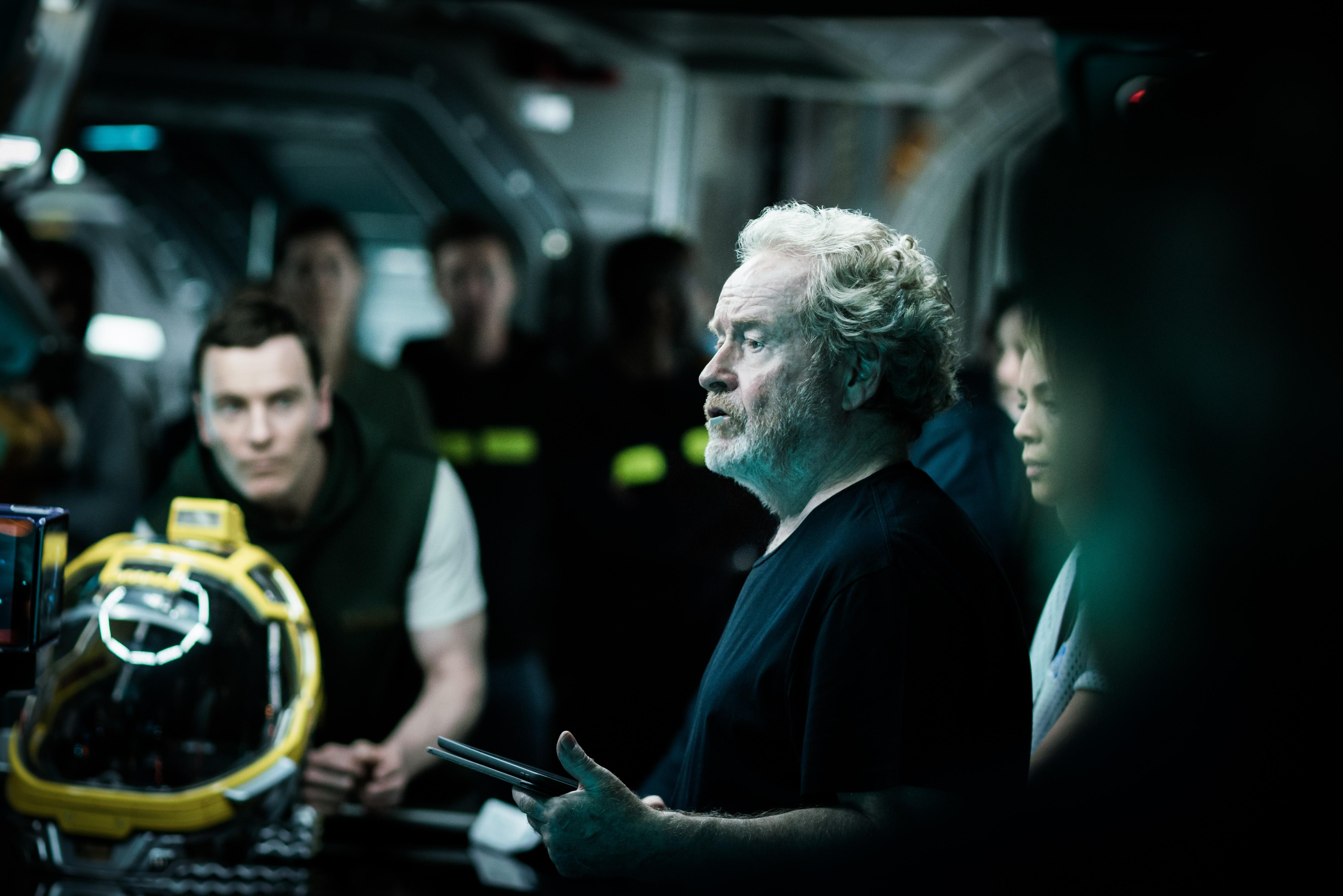 Ridley Scott (Foto: Divulgação)