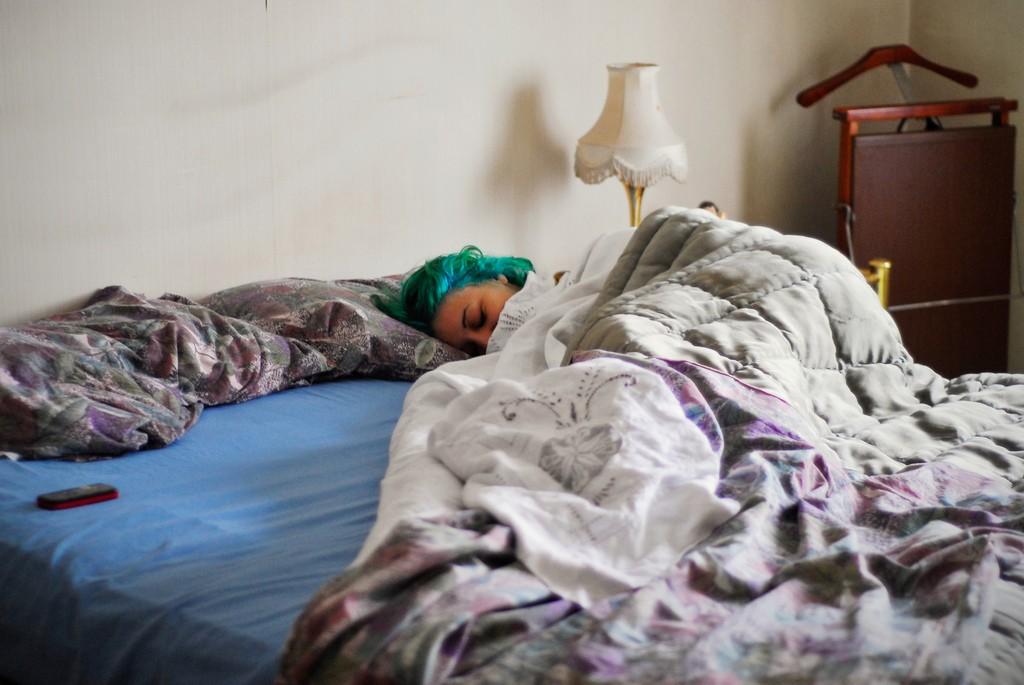 Dormir até mais tarde nos fins de semana pode não ser uma boa ideia para a sua saúde (Foto: Flickr/Silvia Sala)