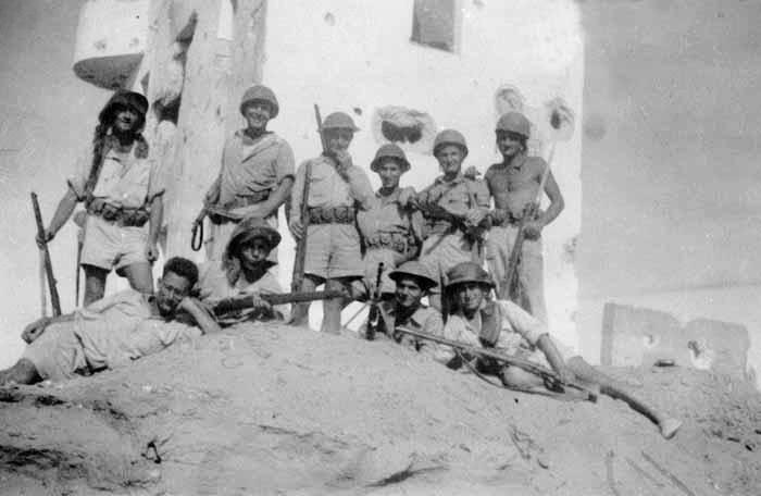 Tropas israelenses lutam pela independência do país, em 1948: alguns grupos realizaram atentados terroristas em defesa da causa (Foto: Wikimedia Commons)