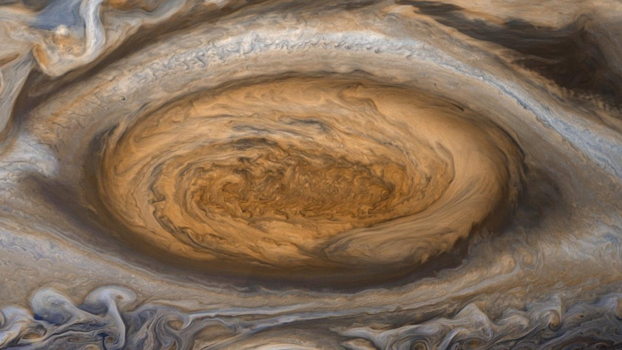 jupiter great red spot voyager 2 nasa jpl bjoern jonsson sean doran flickr