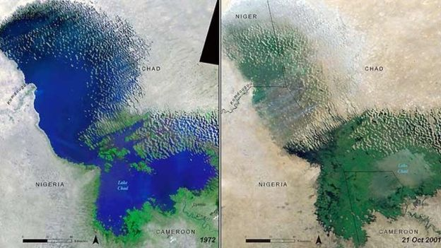 Lago Chad