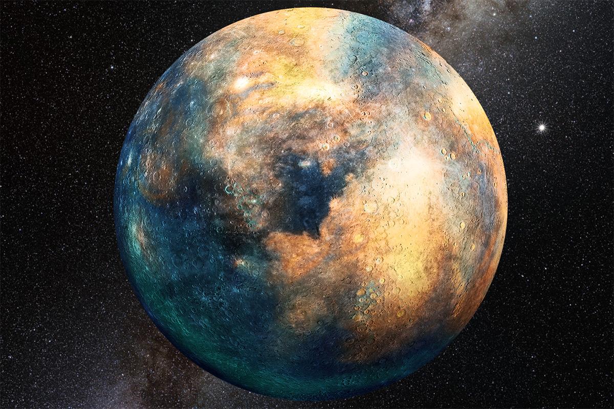 Image result for Exoplaneta recém encontrado tem grande chance
