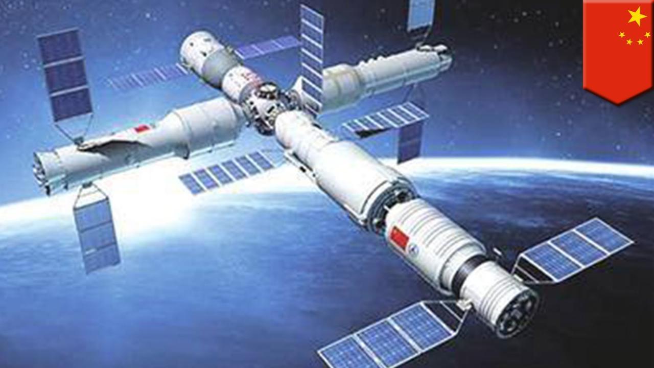 Image result for estacao espacial chinesa