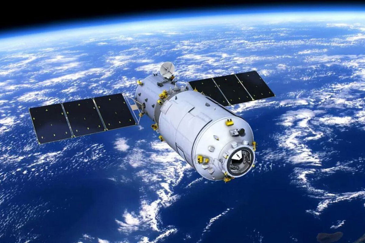 Image result for estacao espacial china