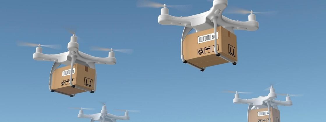 Drones já podem oficialmente fazer entregas no Brasil